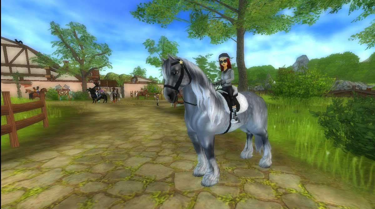 Star Stable screeb